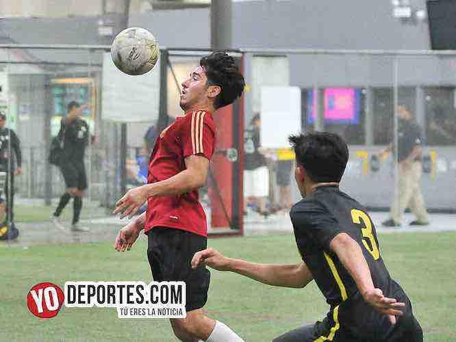 Se metieron 18 goles en triunfo de Culiacán FC contra Atlético San Miguel