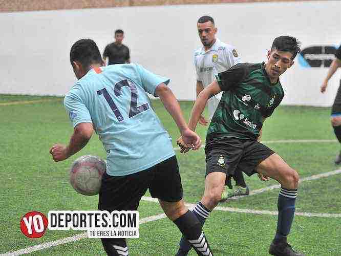 Southside vuelve a ganar en la Liga Jalisco