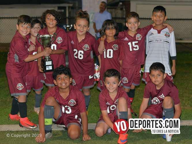 Deportivo 59 campeón del torneo Alfa Organization en Kelly Soccer League
