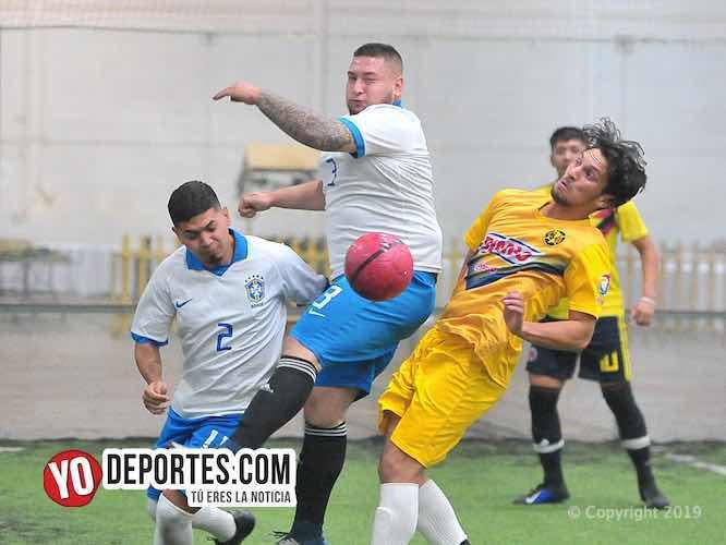 Cuautla a final de la Liga Jalisco tras empatar con el Barca