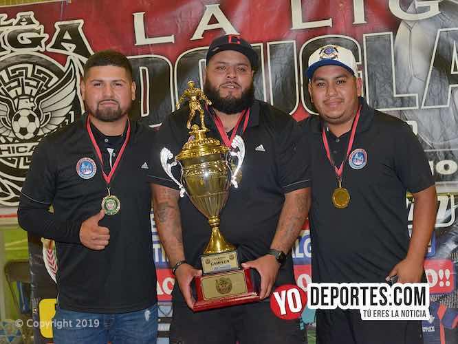 Iramuco gana Supercopa de los Martes en la Liga Douglas