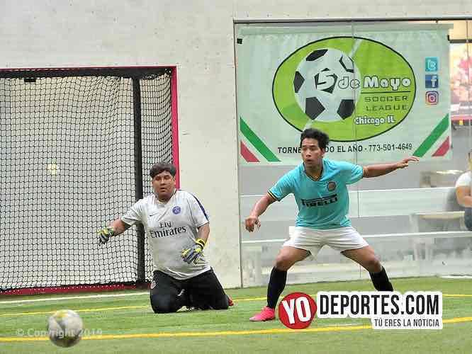 Arrancan cuartos de final con 12 partidos en la Liga 5 de Mayo