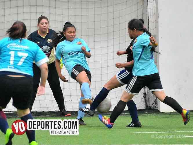 Las Divas dicen adiós a la Liguilla de la Liga Jalisco Femenil