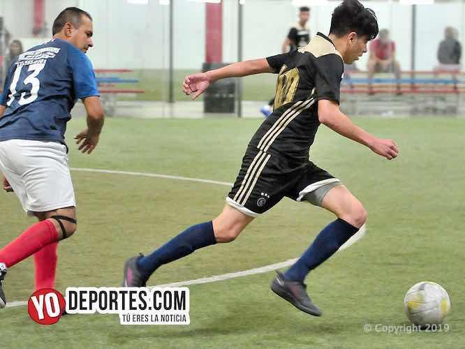 Real Juventud se impone al Challenger en cuartos de final de la 5 de Mayo