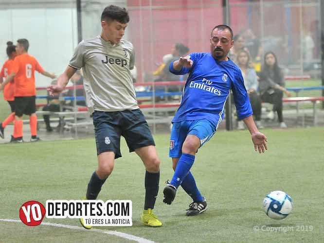 Deportivo Neza se afianza en la cima de la Copa Independencia