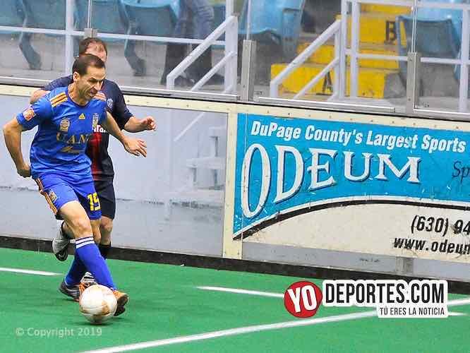 José Larios confirma torneo de Hispano Soccer League en el Odeum de Villa Park