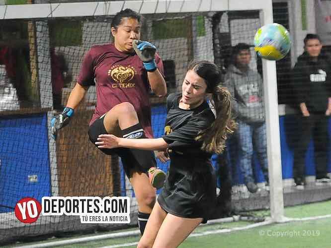 Arrancan la semana empatadas CD Fénix y LAFC en la Liga Interamericana Femenil