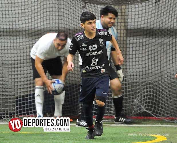 Club Silao apaga las esperanzas de Culture en el Torneo de Copa