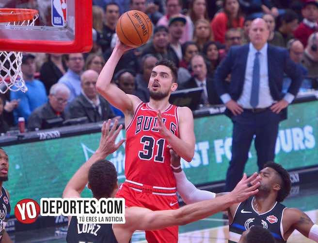 Décima derrota para los Bulls, y a pesar de los resultados buscan los playoffs