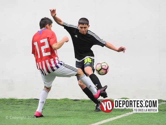 Zavala sorprende al Fierro FC en la Douglas de los jueves