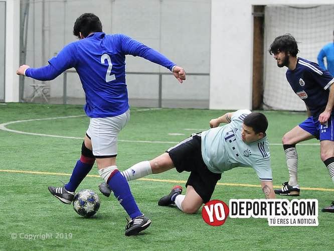 Real Jalisco pone contra las cuerdas al Amsterdam en la Liguilla de la Supercopa