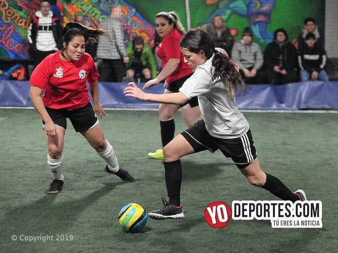 Johana Camargo lidera ataque del CD Fénix sobre Deportivo Pacifico