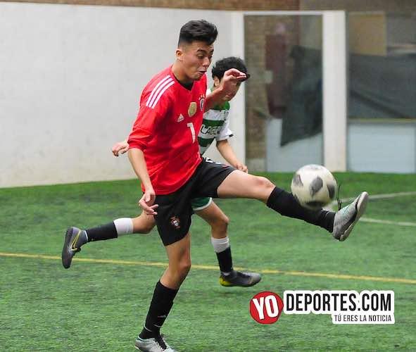 Laguna gana duelo de 2-1 al Deportivo Ritual en la Douglas