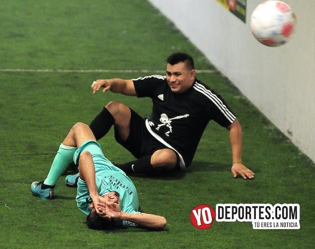 Igualados los veteranos Peyote FC y Deportivo Acámbaro