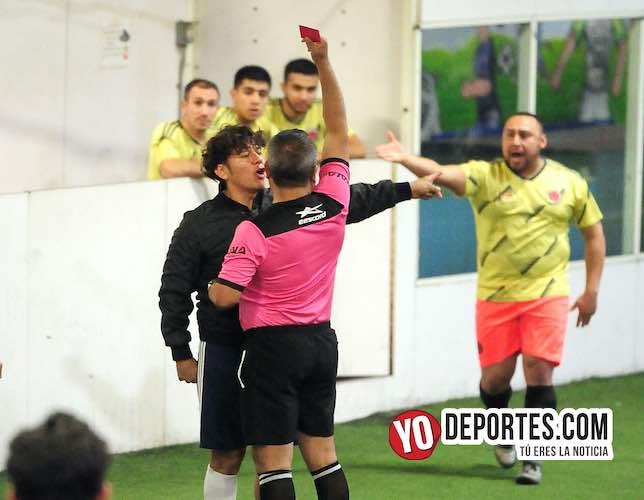 Cafetaleros pierden dirigentes, dos porteros y el juego en la Victoria Ejidal