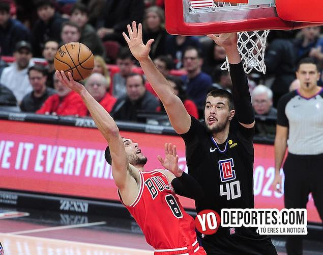 Zach LaVine rescata a los Bulls en los últimos dos segundos