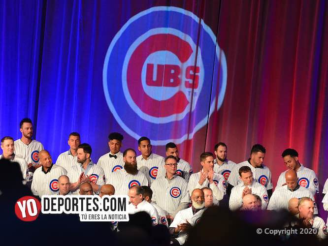 Cubs Convention 2020 arranca en Chicago sin grandes contrataciones