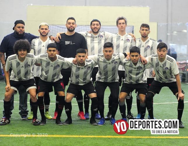 El hermano mayor Deportivo Iramuco se queda con la Copa de la Liga Douglas
