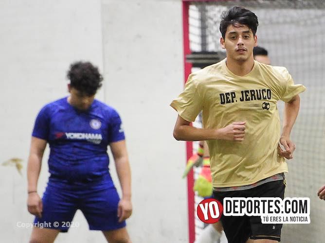 Jeruco gana al Deportivo X y busca primer lugar de la Especial en la 5 de Mayo