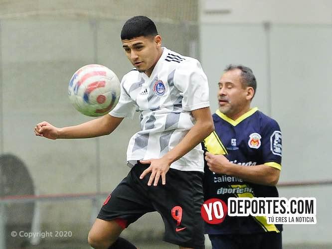 Iramuco dispara ráfaga de 8 goles sobre el Campo Hermoso en la vuelta de la Supercopa