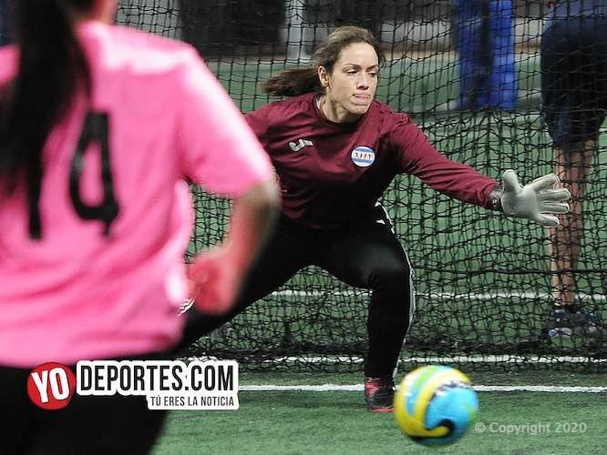 Real Puebla gana duelo a las Pink Panthers en la Interamericana Femenil Elite