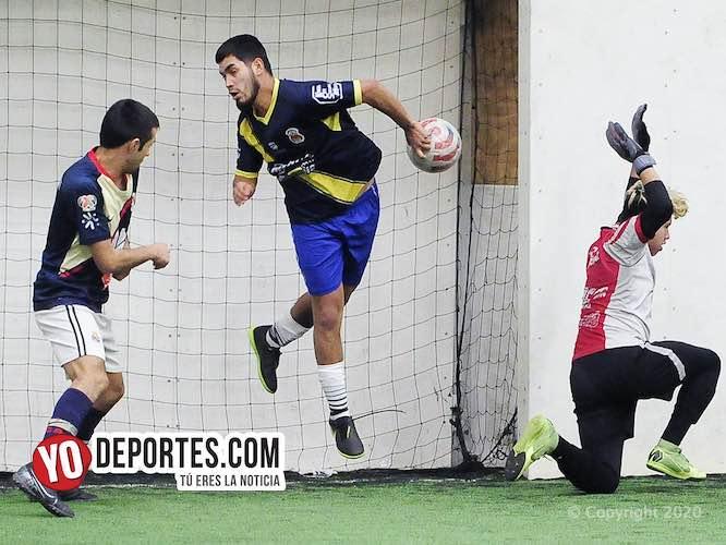 Iramuco dispara ráfaga de 8 goles sobre Campo Hermoso en la vuelta de la Supercopa