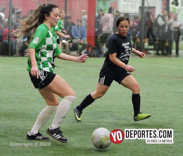 Portugal se queda sin goles frente al Universal en Torneo de Copa Femenil