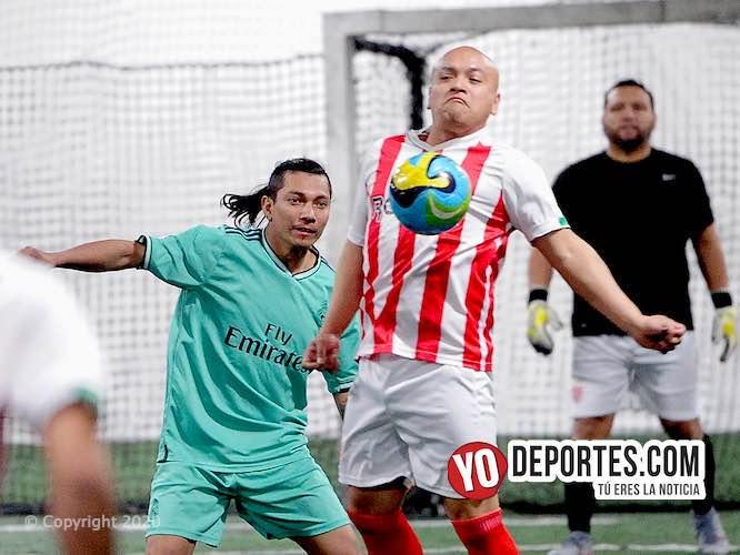 ¡Real Madrid Electrocutados por los Rayos FC!