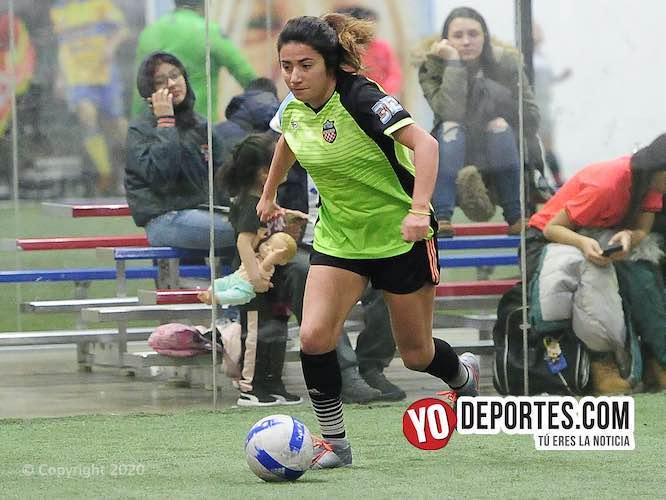 Sarai Gómez festeja cumpleaños con gol para el Victory en cuartos de final