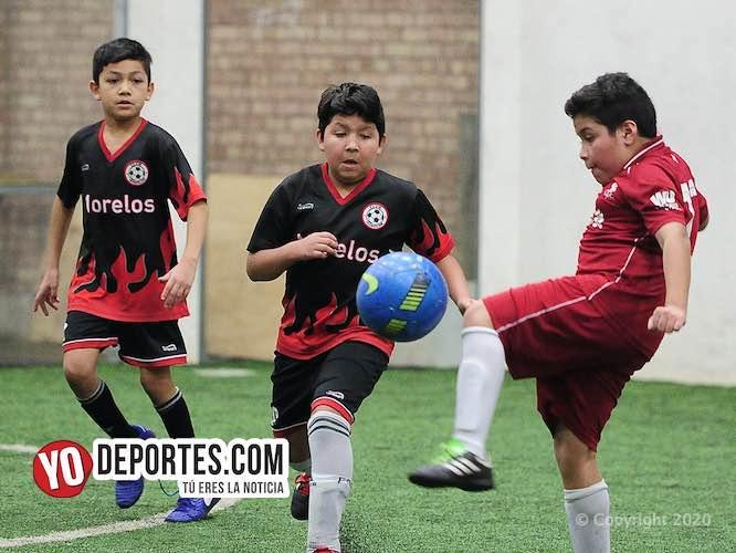 Tonalapa se sirvió nueve goles en el último juego del sábado