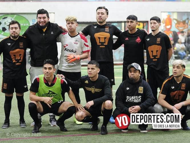 Igualados UNAM y Centroamérica en Torneo de Liga