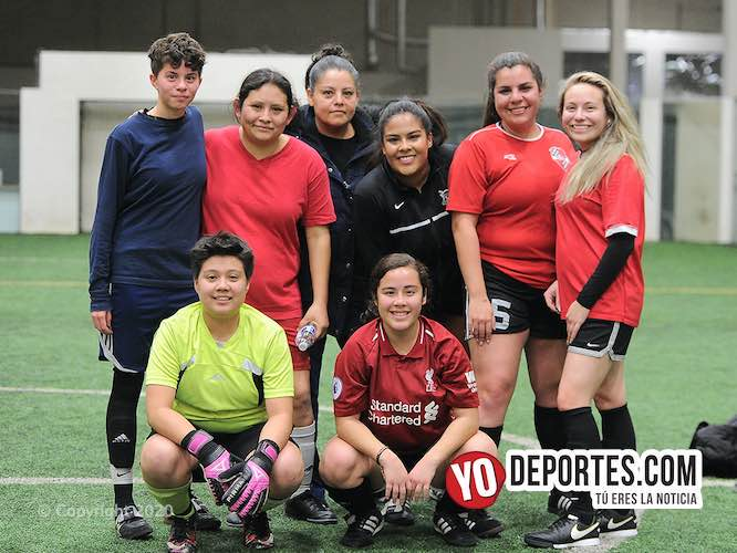 Deportivo Ritual doma a las Panteras en la Douglas Femenil