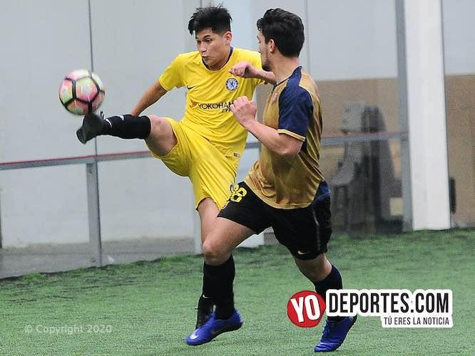 Teloloapan no pudo doblar al Fierro FC en la Douglas