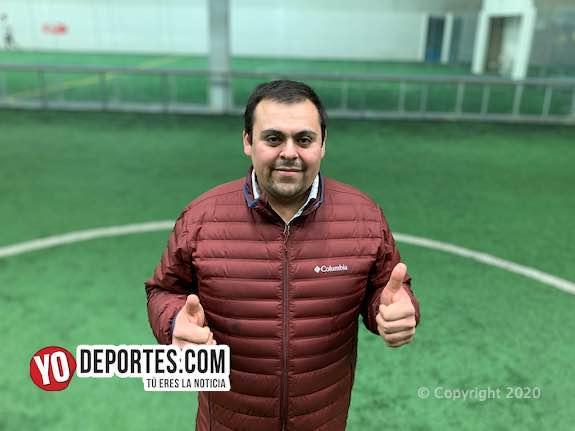 Jugando futbol José Alvarez supo que tenía cáncer y le metió gol