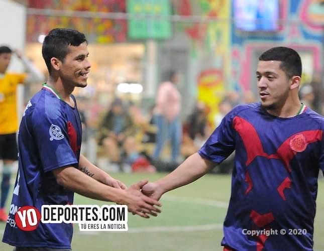 Jalisco blanquea 3-0 a La Villita MX en Torneo de Copa