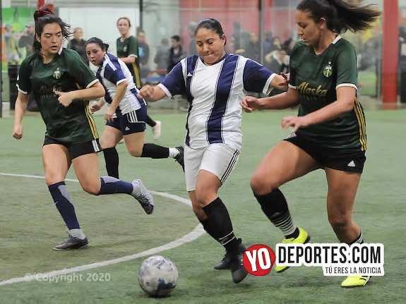 Real Betis no pudo con Universal en la 5 de Mayo Femenil