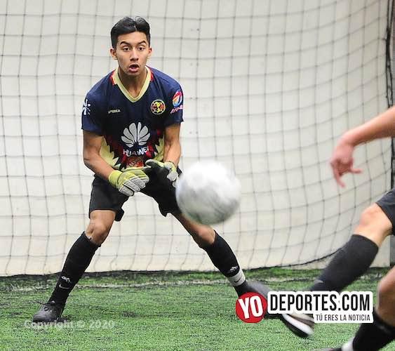 Tapatío arrebata empate al Real Sociedad en la Douglas Kids