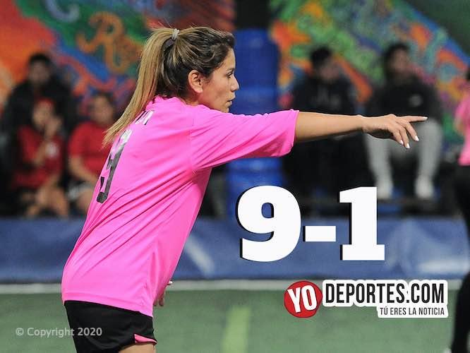 Pink Panthers cobran revancha al CD Fénix en la Interamericana Femenil