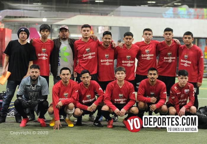 Final de invictos será entre Atlante y Veracruz en la Liga 5 de Mayo