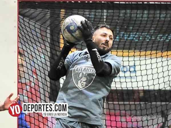 Atlante primero en llegar a 40 puntos en la Liga 5 de Mayo