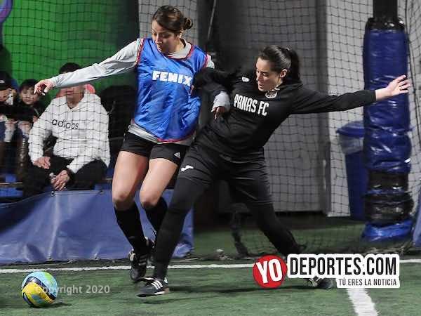 Panas FC van en serio por el bicampeonato de la Interamericana Femenil