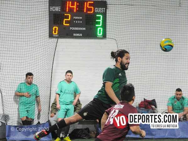 Deportivo Oaxaca gana su primer juego en la Liga Interamericana Futsal