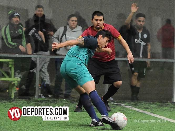 Tuzos y Chobbys FC empatados con diez puntos en Supercopa de los Martes