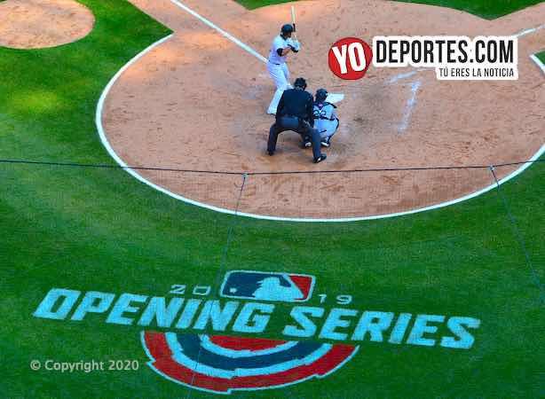 Coronavirus obliga un Opening Day Virtual para White Sox y Cubs