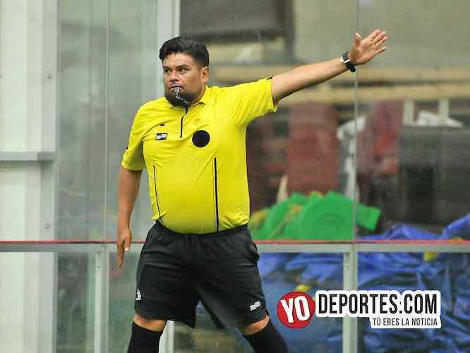 Árbitro Miguel Gutiérrez listo para regresar a las canchas