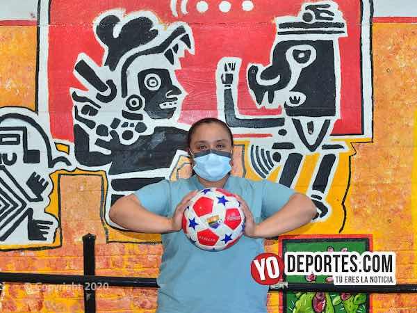 Mati Gómez en guerra contra el coronavirus