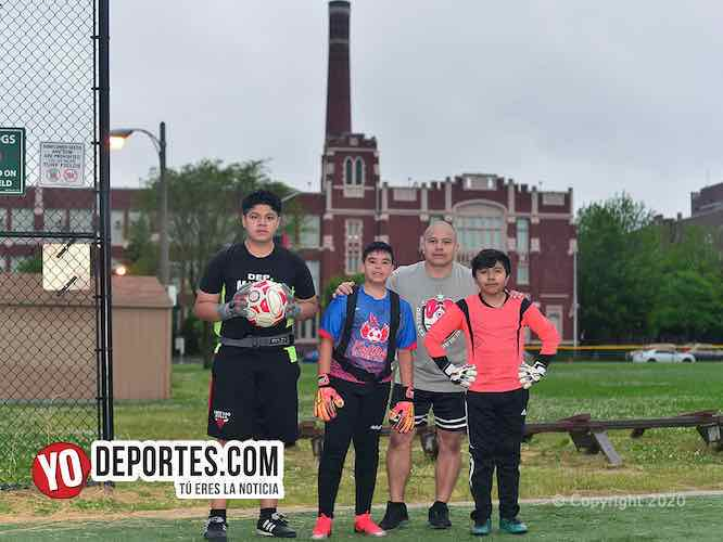 Regresan las clases a Chicago Goalkeeper Academy