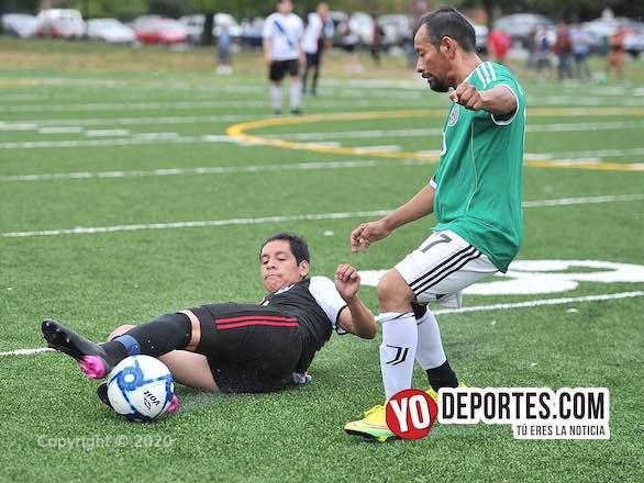Deportivo Michoacán manda en la Segunda División de la Douglas