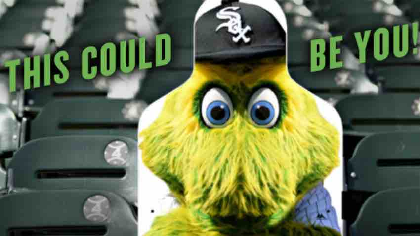 Manda tu foto a los juegos de los White Sox con FANtastic Faces