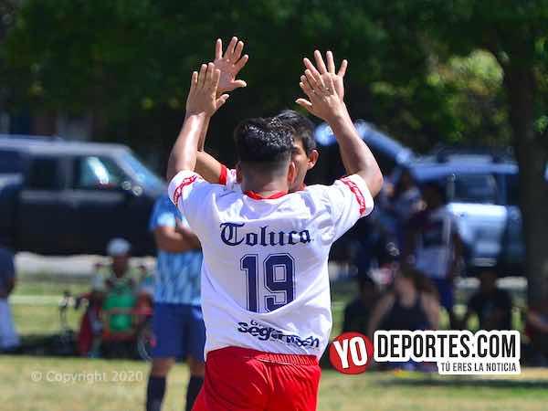 El campeón Toluca manda al infierno a los Tuzos USA
